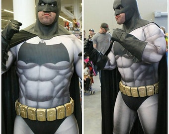 Frank Miller  Batman suit costume cosplay Dark Knight Returns