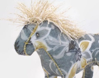 Horse - Golden Mane