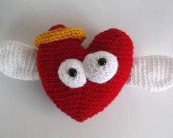 Red Heart Amigurumi