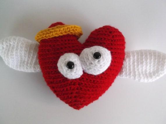 Red Heart Yarn Amigurumi Patterns : Red Heart Amigurumi