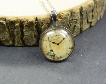 Necklace Clock