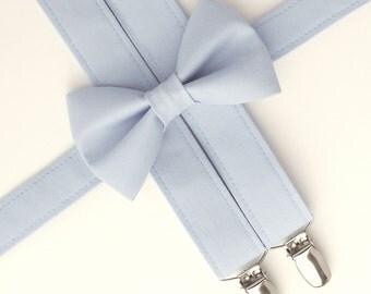 CAPRI Bow Tie and Suspenders