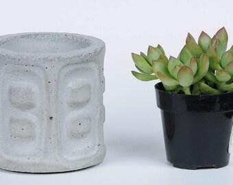 Cement Planter, Future Relic #2