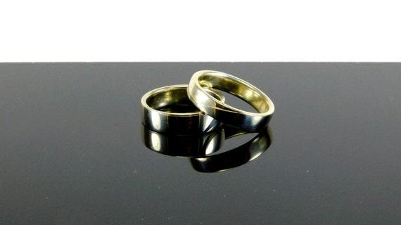 Electrum (green gold) ring