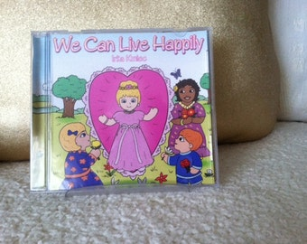 Princess Ella Bella song, We Can Live Happily