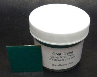Opal Green Powder Paint
