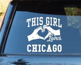 Bull City Sticker Etsy - Window stickers for cars chicago
