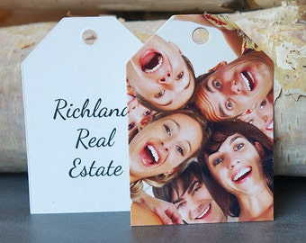 Gift Tags and Favor Tags for Businesses, Churches, and Groups (Ticket Tags)