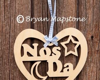 Nos da - (Good night) Heart