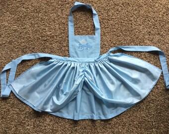 Disney Princess Inspired Cinderella Dress Up Apron