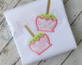 CARNIVAL APPLES machine embroidery design
