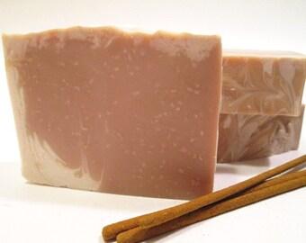 Nag Champa Soap Handmade Cold Process Vegan Soap