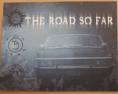 Supernatural Postcard
