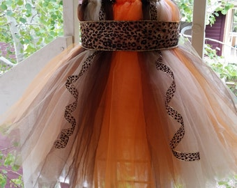 Cavegirl Tutu Dress