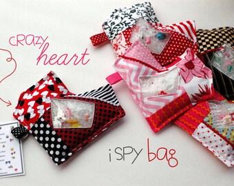 Crazy Heart  I Spy bag