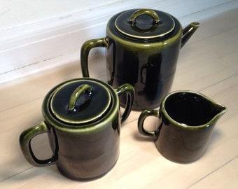 Rare JST & Co Tea Service - Hampshire Pottery