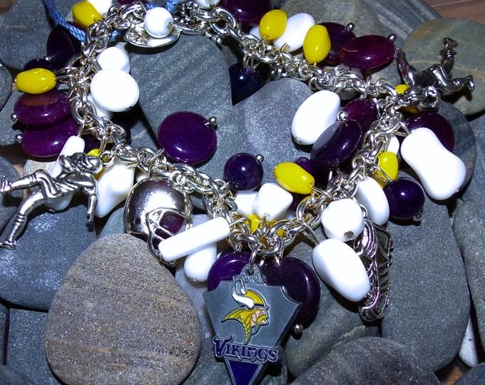 Minnesota Vikings Bracelet