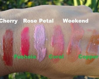 Any 2 High Shine Natural Lip Gloss Vegan Friendly