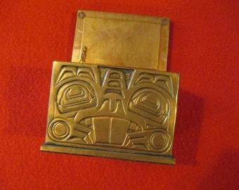 Haida style box