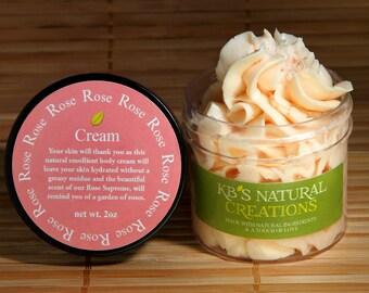 Rose Hand & Body  Cream