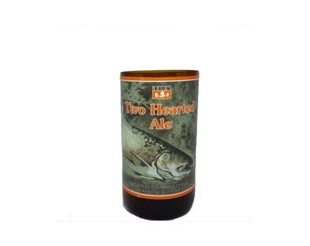 Bells brewery two hearted ale beer bottle Soy Candle. 8-9 oz