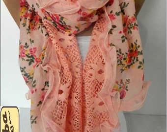 Fashion Scarf- Trend Scarf- Shawls-Scarves- Scarf-Fashion accessories- for her -winter accessories-gift ideas