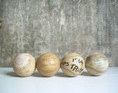 Vintage Softball Collection Championship Memorabilia 1940's - 1960's.