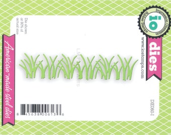 Impression Obsession Grass Border die