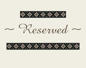RESERVED for Li Fén - 1 Marquise Silk Lace