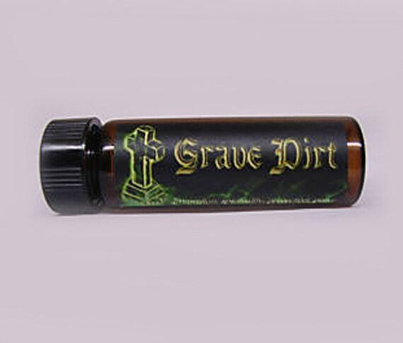Grave Dirt Perfume Oil Fragrance Aroma Oil Pure Essential Oils