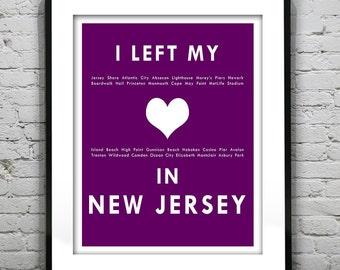 Buffalo New York I Left My Heart In Buffalo Poster Art