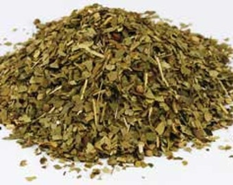 Yerba Mate Cut 16 Oz  (1 Pound) Great For Tea Loose Leaf