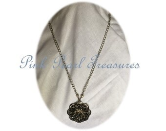 Grandma's Treasure necklace
