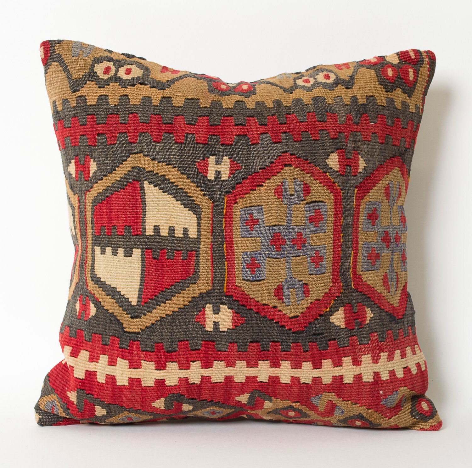 turkish pillow kilim pillow pillow decorative pillow throw
