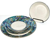 Lenox FANTASIES Pop Art China 4-Piece Place Setting - (100.97)