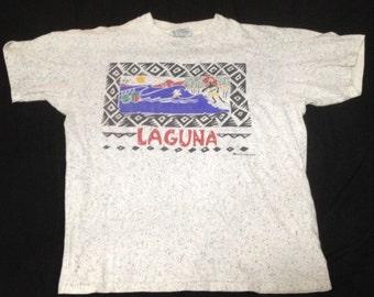 Vintage 90s Laguna Beach shirt Size Large