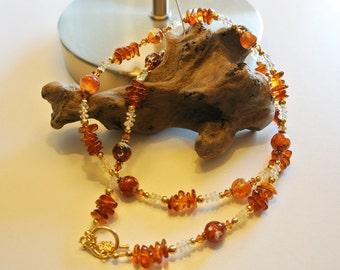 Desert Falls Necklace