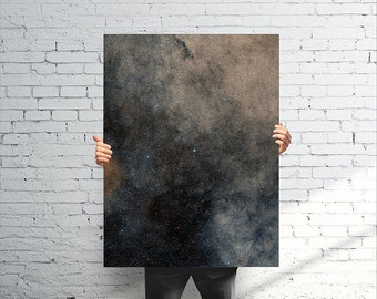 "28"" x 38"" Terzan Galaxy Print - Space Photography"
