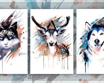 New Animal series!!