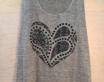 MoMo Henna Heart<3