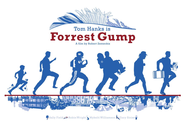 Forrest Gump 1994 insp...
