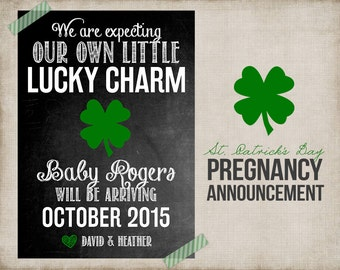free pregnancy announcement cards