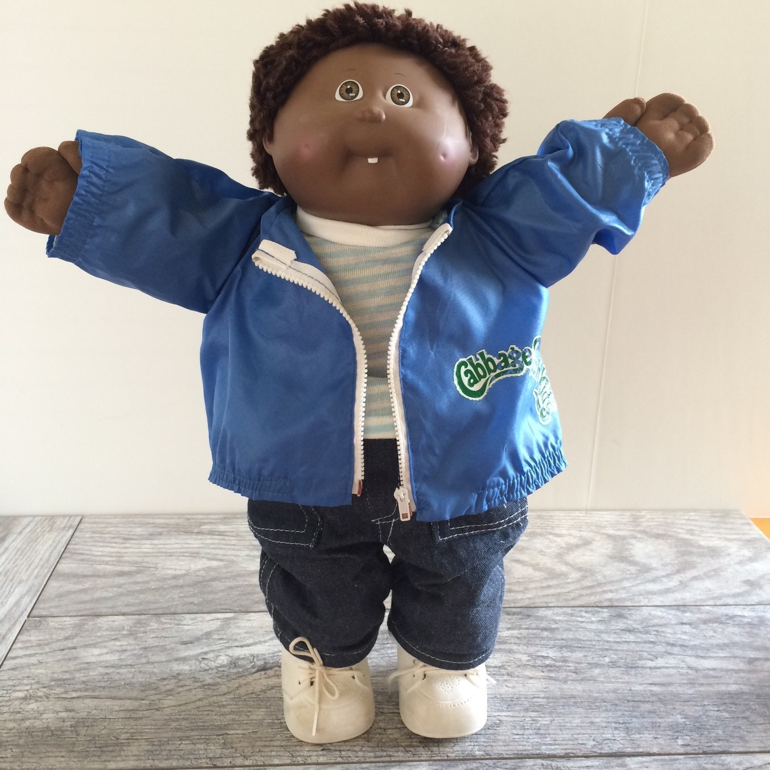 African American Cabbage Patch Kid Boy Doll