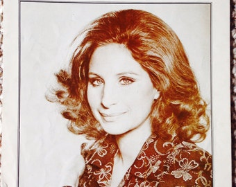 """The Way We Were"""" Barbara Streisand"""