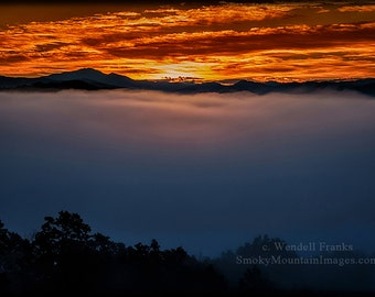Smoky Mountain Dawn E152