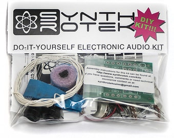 Synthrotek 4093 Chaos NAND Synth DIY Kit