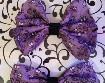 Haunted Mansion inspired Bows