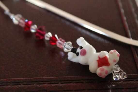 Bunny Bookmark, I Love Reading, Love Bunny Rabit Gift Idea, Burrow Into a Good Book, Easter Bunny Gift