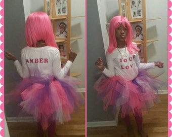 Tutu and purse set... Nicki Minaj inspired