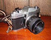 Yashica FX-2 SLR 35mm Film Camera 1970s Era